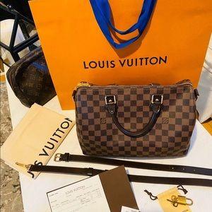 Louis Vuitton speedy bandouliere 30